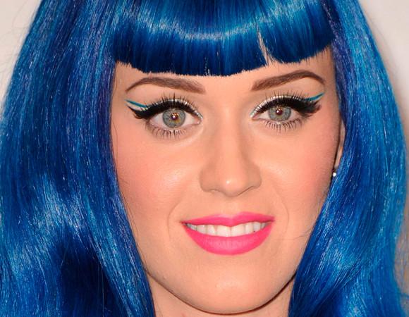 maquiagem para o Carnaval da cantora Katy Perry