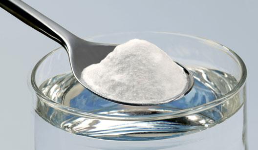 receitas caseiras com bicarbonato