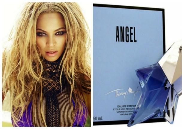 perfume predileto da Beyoncé