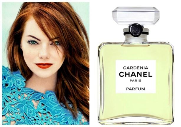 perfume predileto da Emma Stone