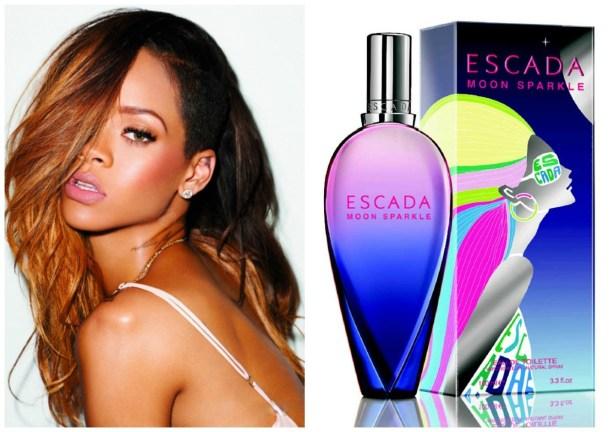 perfume predileto da Rihanna