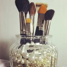 imagem de como organizar maquiagem