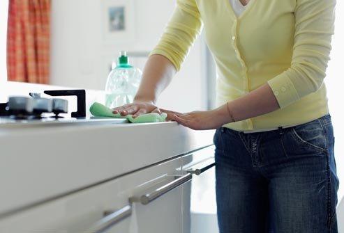 limpeza de casa