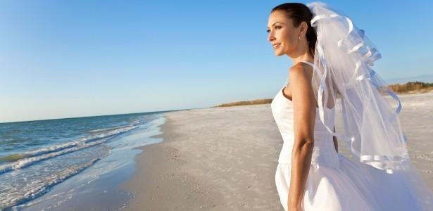 maquiagem para casamento na praia