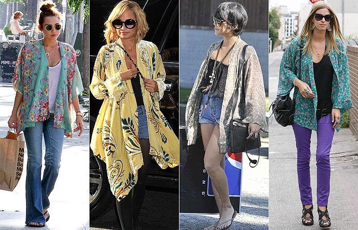 moda quimono