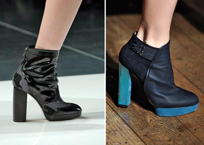 modelos de sapatos para o inverno 2014