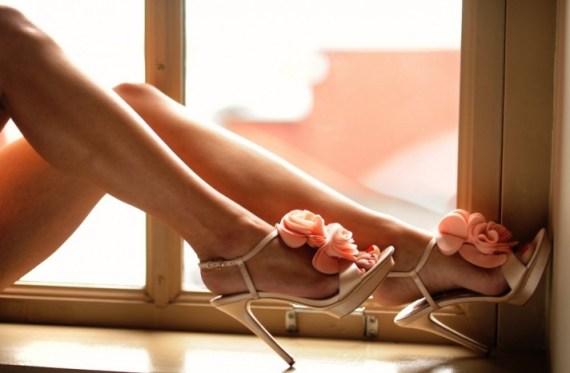 como escolher um sapato para noivas