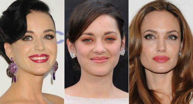 truques de maquiagem para olhos claros