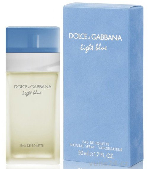 Light Blue da Dolce & Gabbana – EDT