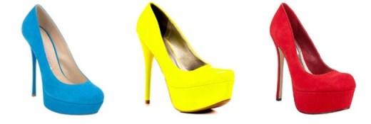 estilo Pump é um dos calçados favoritos da mulherada