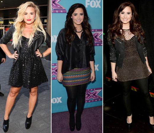 Looks da Demi Lovato