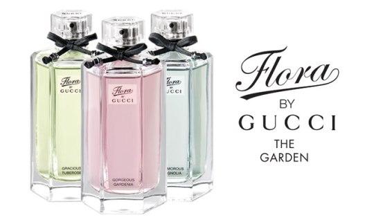 Glamorous Magnolia, de Flora by Gucci é uma das sugestões de perfumes para noivas