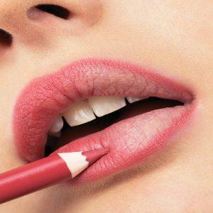 dicas de maquiagem para Lábios bem delineados