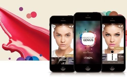 L'Oréal lança aplicativo simulador de maquiagem