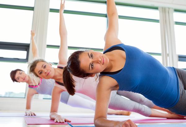 Pilates emagrece