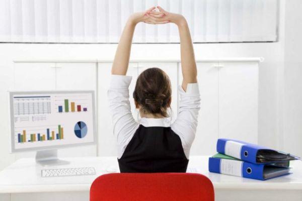 dicas para você perder peso trabalhando