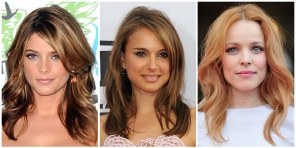 Cortes de cabelo verão 2015 estilo médio
