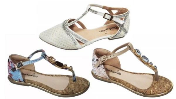 tendências de Rasteirinhas entre os calçados verão 2015