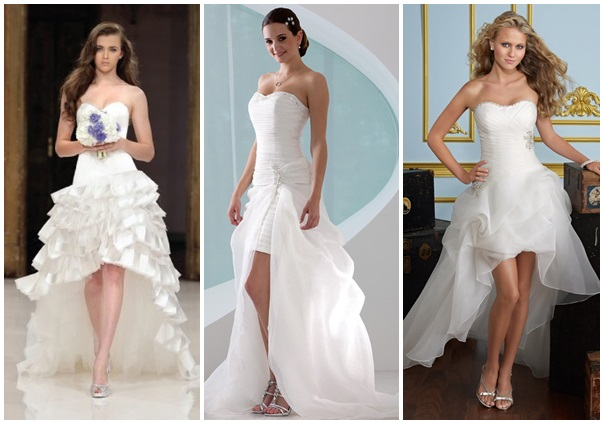 Conheça Os Vestidos De Noiva Modernos Site De Beleza E Moda