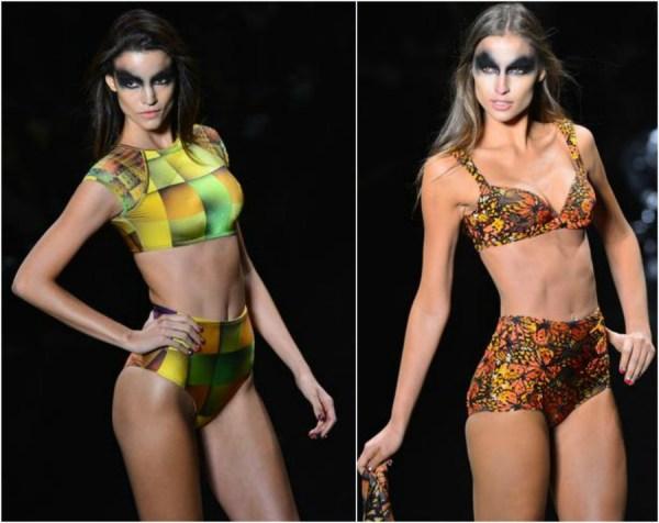 Hot pants entre as tendências da moda praia 2015