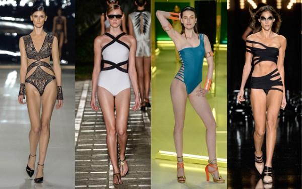 moda praia 2015 com recortes