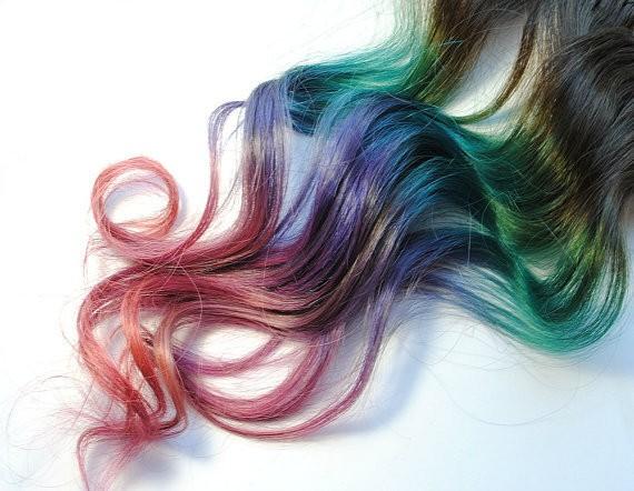Dicas para quem quer usar o cabelo colorido