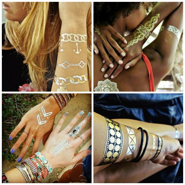 fotos de tatuagens temporárias