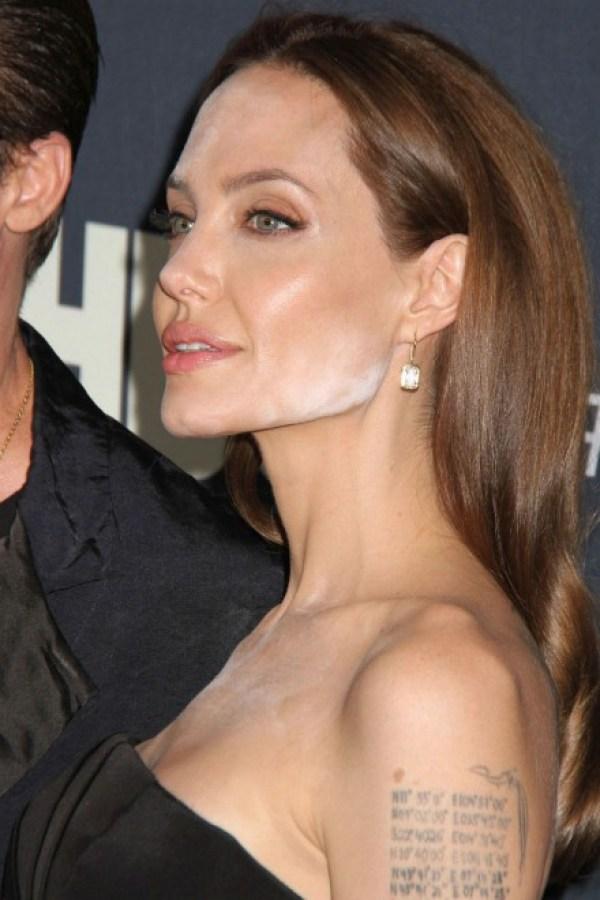 Erros de maquiagem - Fazer o contorno do rosto errado