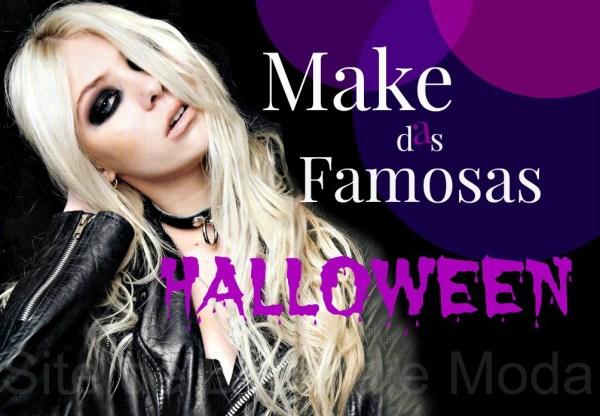 Makes para Halloween