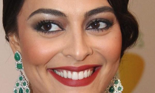 Juliana Paes usando Maquiagem com olhos marcantes para noite
