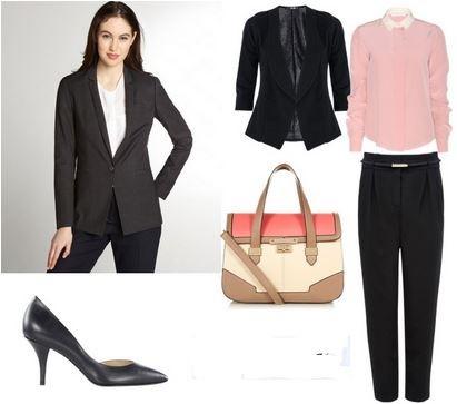Look para entrevista de emprego - Look Formal