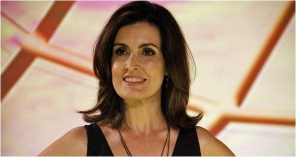 Fátima Bernardes usa cabelo médio