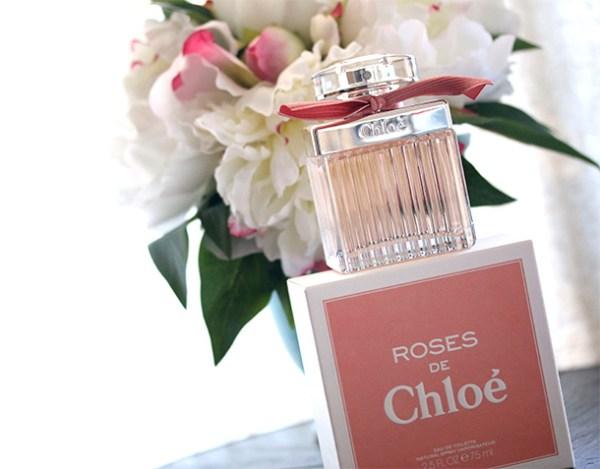 Perfume Roses de Chloé é um dos melhores perfumes femininos lançados em 2014