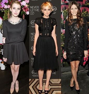 Vestido preto é uma peça que não pode ficar fora do armário feminino