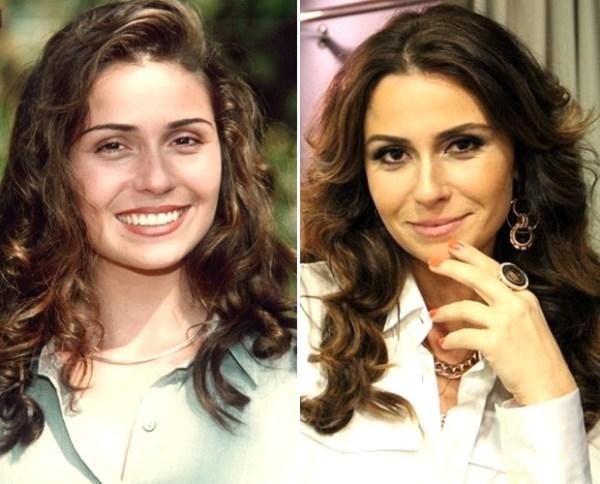 Giovanna Antonelli e a Micropigmentação 3D de Sobrancelhas