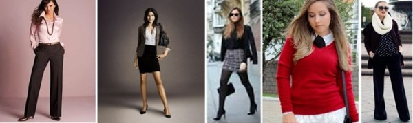vestir para trabalhar com visual conteporaneo