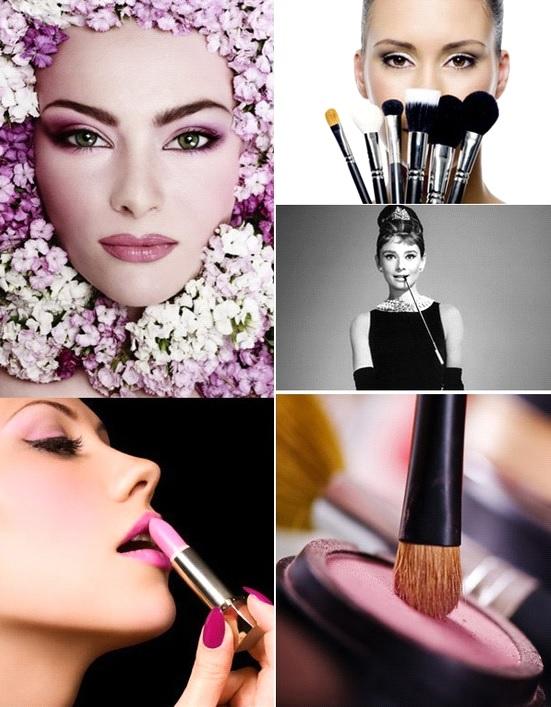maquiagem para combinar com vestido preto