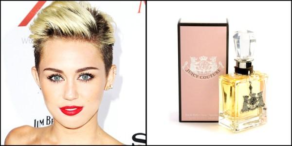 perfumes que as estrelas usam
