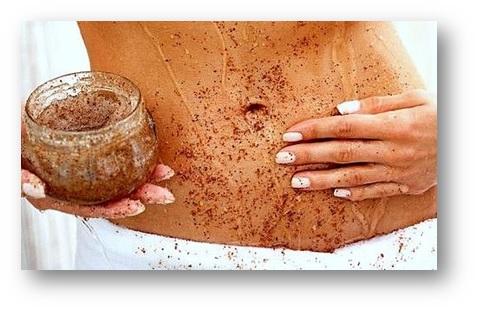 esfoliação para manter a pele firme