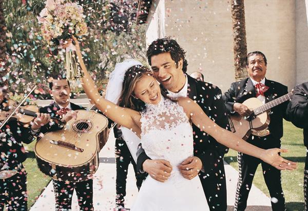 Música não pode faltar na festa de casamento