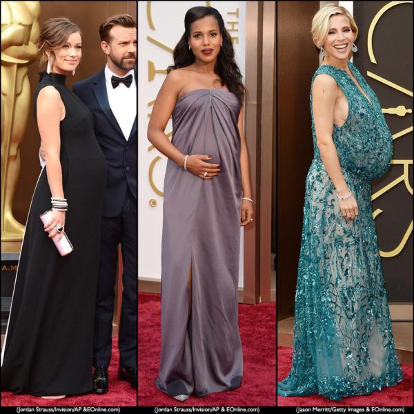 Mais vestidos de festa para grávidas para inspirar