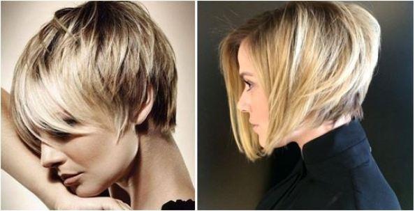modelo de cabelo curto perfeito