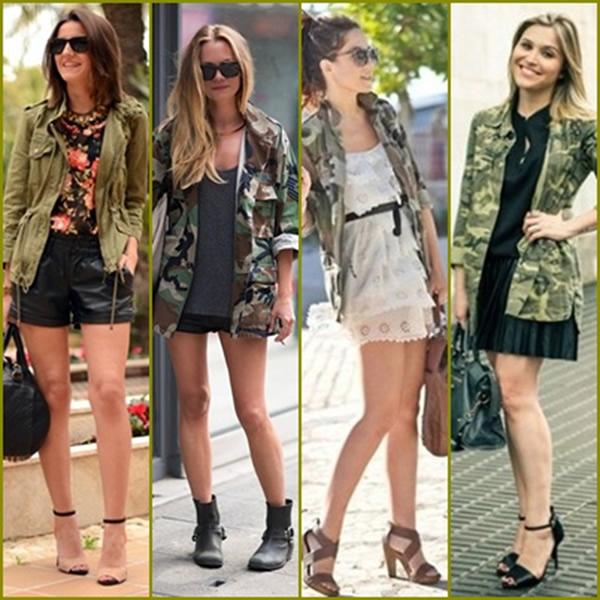 militarismo tendência da moda inverno 2015
