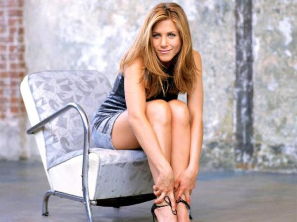Jennifer aniston USA PROTETOR SOLAR