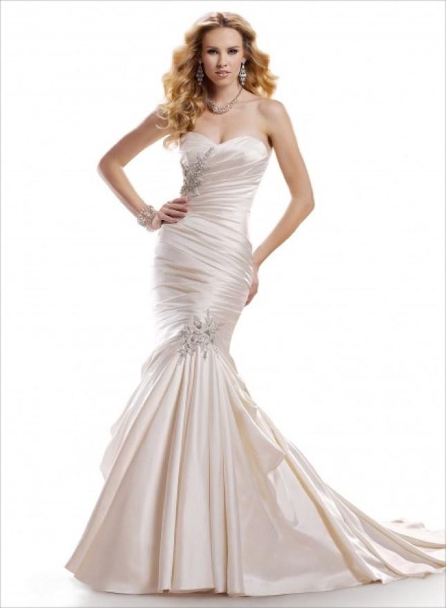 vestidos de noiva apropriados para o signo de escopião