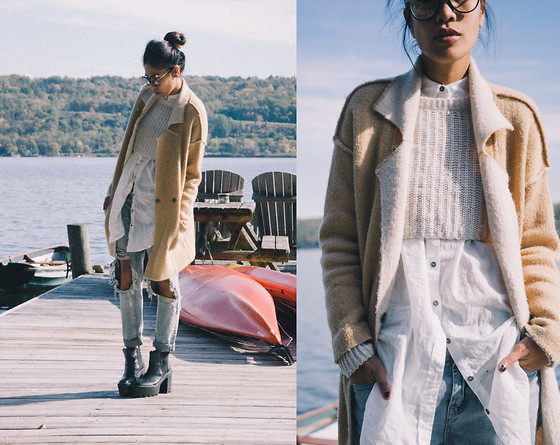 Moda inverno 2015: Suéter Cropped