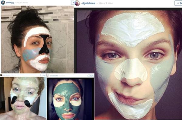 MultiI-masking nas redes sociais