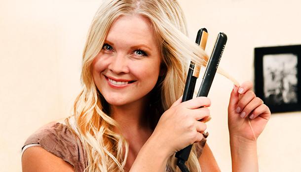 cuidando do cabelo ondulado