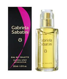 Gabriela Sabatini Feminino Eau de Toilette, Gabriela Sabatini