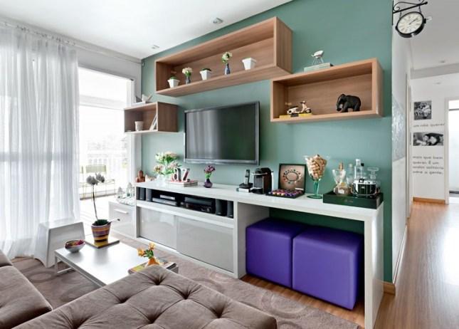 como decorar ambientes pequenos